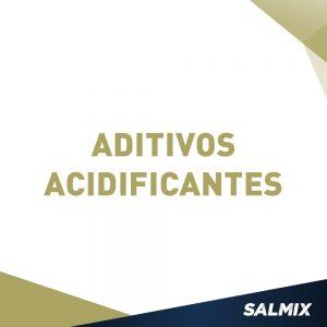 Aditivos Acidificantes